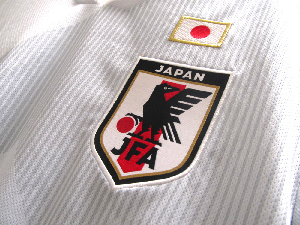 日本代表ユニフォーム2018アウェイ