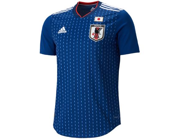 サッカー日本代表 2018 ホーム レプリカユニフォーム 半袖