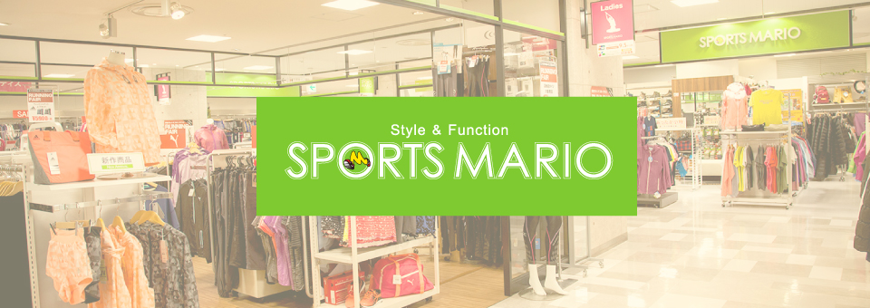 Style&Function SPORTS MARIO